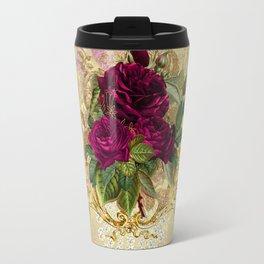 Decadent Velvet Rose Travel Mug