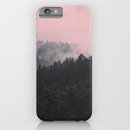 Slowly Sinking In iPhone Case