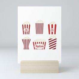 Popcorn Mini Art Print
