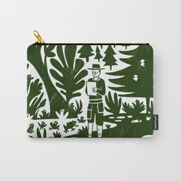 Erik of the Woods Carry-All Pouch