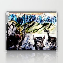 Hostile Shores A Year And A Day Laptop & iPad Skin