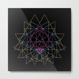 UNIVERSE 57 Metal Print