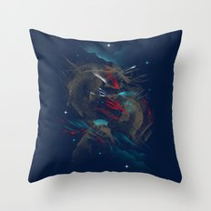Shangri-La Throw Pillow