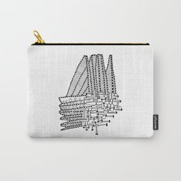 Armada Abstract Carry-All Pouch