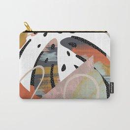 RETROtropical Art Design Carry-All Pouch