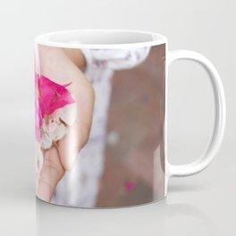 Pedal Fingers Coffee Mug