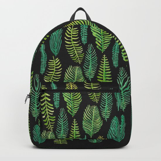 green nature Backpack