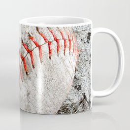 Baseball art Coffee Mug