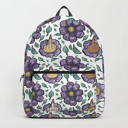 bad flower Backpack