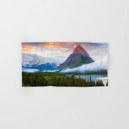 Glacier National Park Hand & Bath Towel
