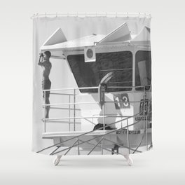 Tower 13 Shower Curtain