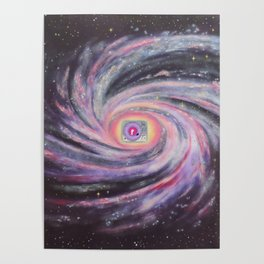 Galaxy Of Sound Poster
