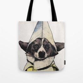 Banana Dog Tote Bag