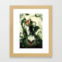 One Last Kiss Framed Art Print