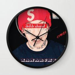 Lil Xan Wall Clock