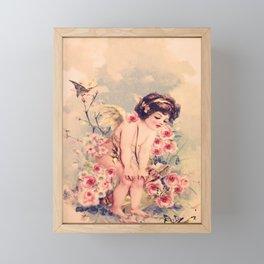 Love is in all! Framed Mini Art Print
