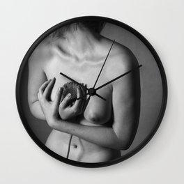 Art Nude Photography Wall Clock