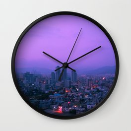 Daegu Morning Wall Clock