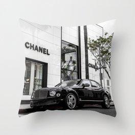 Luxury Lifestyle [001] Throw Pillow