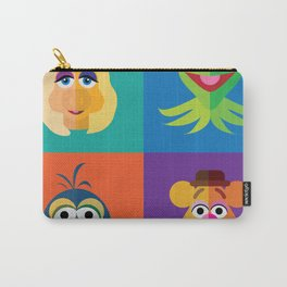 Muppet Minimalism Carry-All Pouch