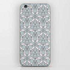 Cat Kaleidoscope iPhone & iPod Skin