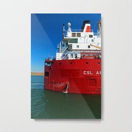 CSS Assinboine II Metal Print