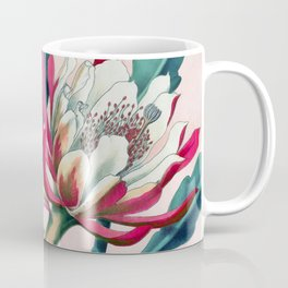 Flowering cactus IV Coffee Mug