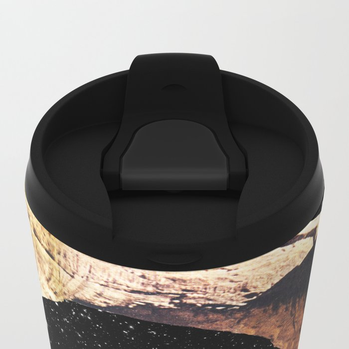 Destined to Destination Metal Travel Mug
