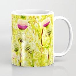 Vintage Thistles Coffee Mug