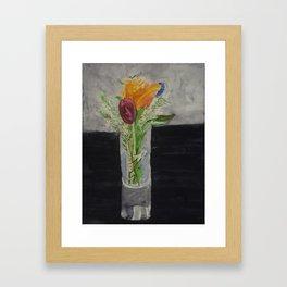Mother's Day Bonus Framed Art Print
