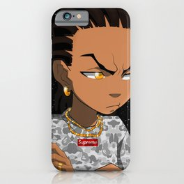 Boondocks iPhone Case