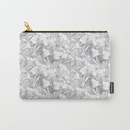 Love Bunnies Carry-All Pouch