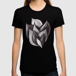 Beautiful Abstract Dynamic Shapes T-shirt