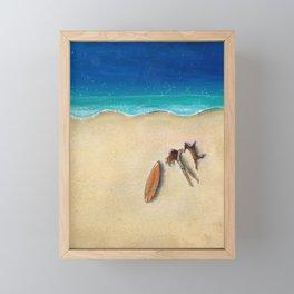 Summer Framed Mini Art Print