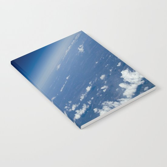 infinite space Notebook
