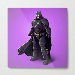 Darkn Knight Metal Print