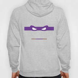 Purple Ninja Turtles Donatello Hoody