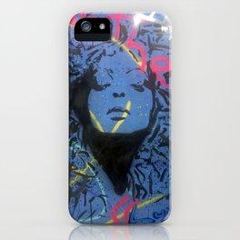 Taraji iPhone Case