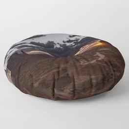 Monument Valley Floor Pillow