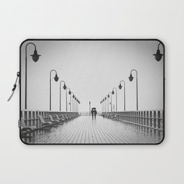 In Love On the Pier Laptop Sleeve