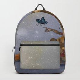 I Dream of Butterflies Backpack