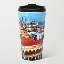 Cartagena, Colombia Travel Mug