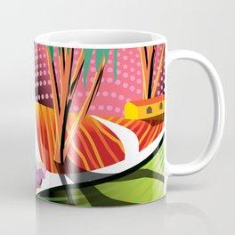 Sunset Curve Coffee Mug