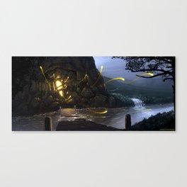 Magical Mine Canvas Print