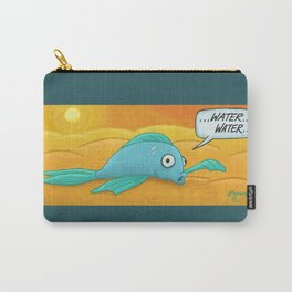 Fish in the Desert! Carry-All Pouch