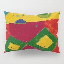 Reduction in colour Pillow Sham