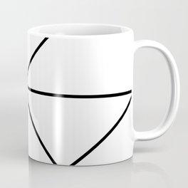 Starstruck #minimal Coffee Mug