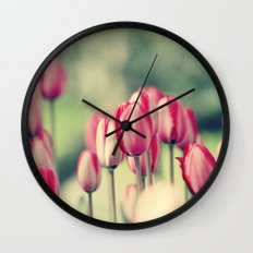 The Garden Wall Clock