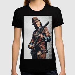 Carlos Santana T-shirt