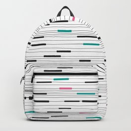 Simple paths Backpack